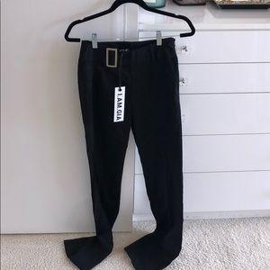 I.AM.GIA. Black Flare Pants